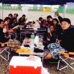 ☆ 雨でもBBQ ☆