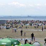 ☆今年の夏はふなばし三番瀬海浜公園で満喫しよう☆