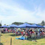 ◆ふなばし三番瀬海浜公園BBQ場 予約は2カ月前からです◆