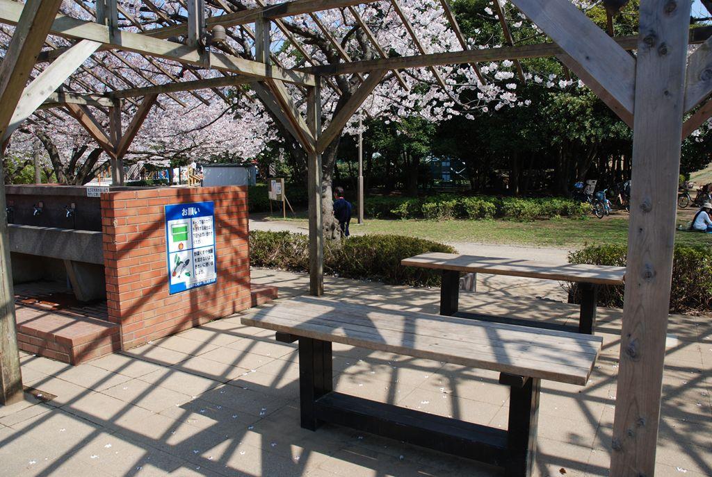 富士公園 バーベキュー 予約