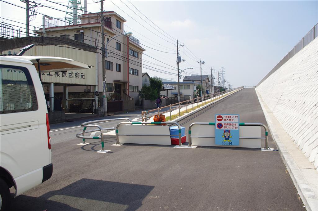 荒川戸田橋緑地 バーベキュー