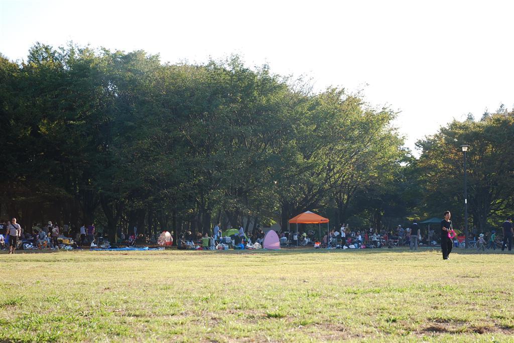 小金井公園 バーベキューデリバリー