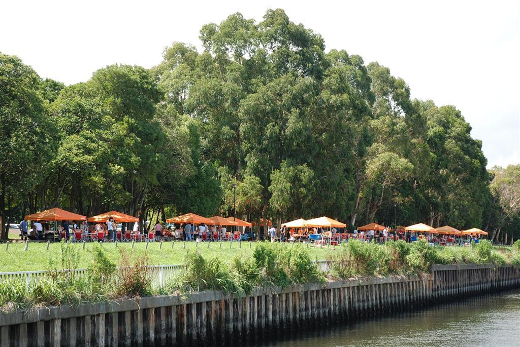 夢の島公園 レンタルバーベキュー