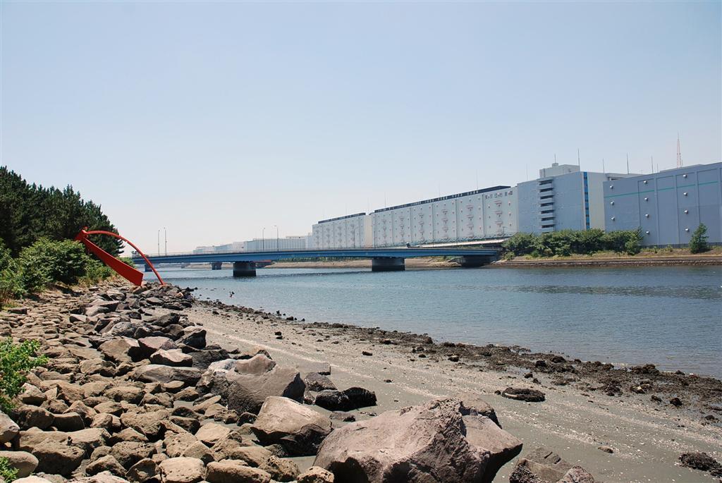 大井ふ頭海浜中央公園 バーベキュー