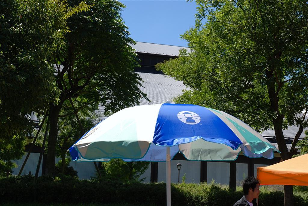 汐入公園 バーベキュー