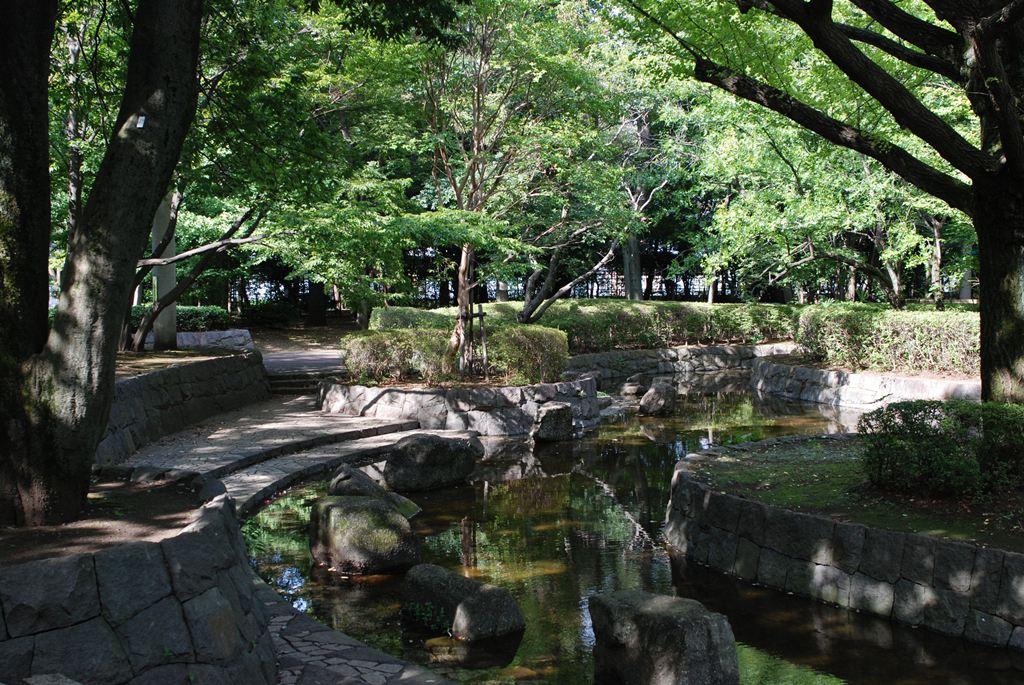 栗山公園 バーベキューレンタル